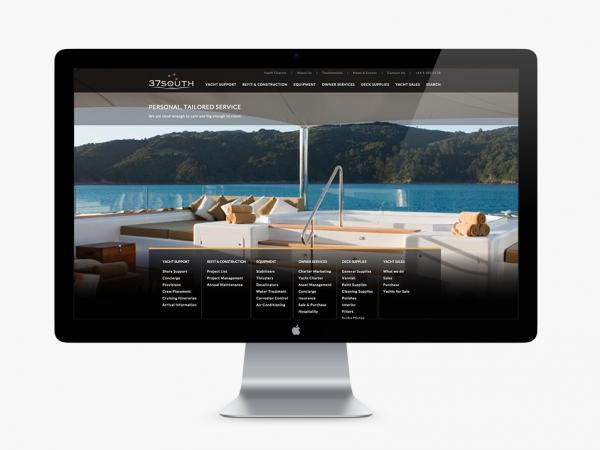 1large Onfire Design 37 South Yachts home Page