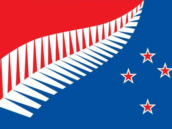 Onfire Design New Zealand Flag Design 01