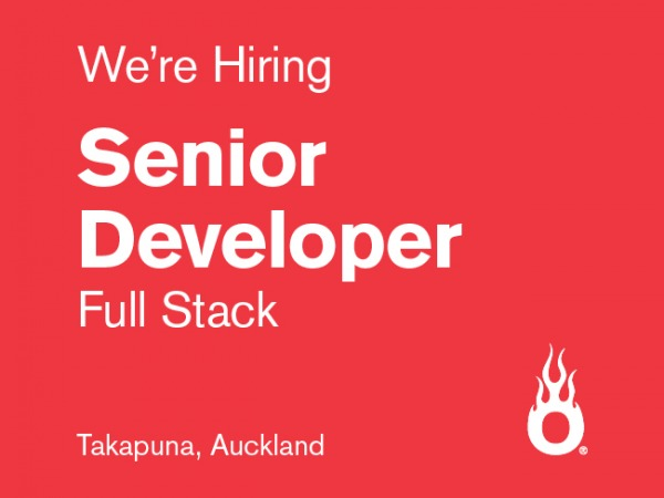 Onfire Were Hiring Senior Developer 650x551