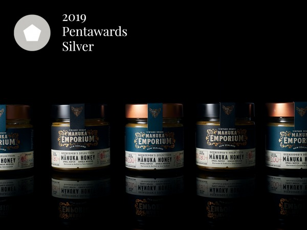 onfire design pentawards silver 2021