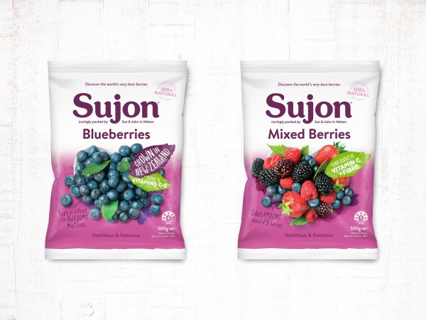 onfire design sujon berries packaging design auckland new