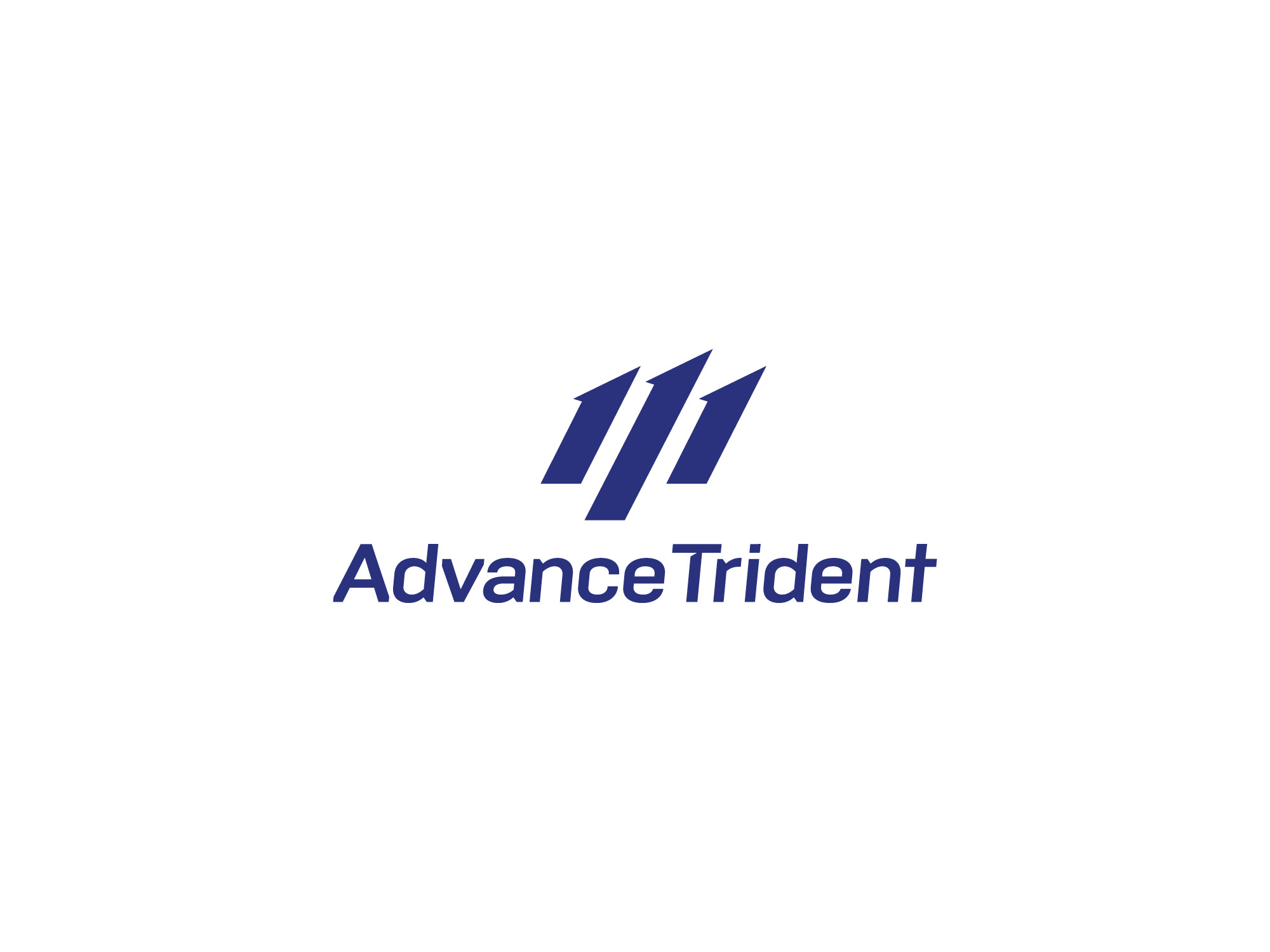 onfire design advance trident branding logo design 1