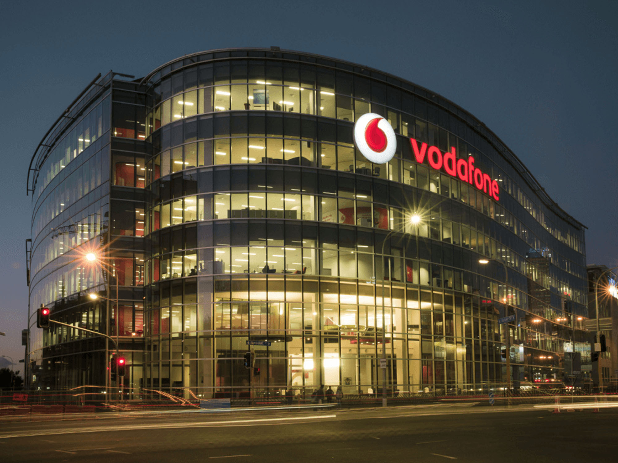 Dromgool Vodafone Building