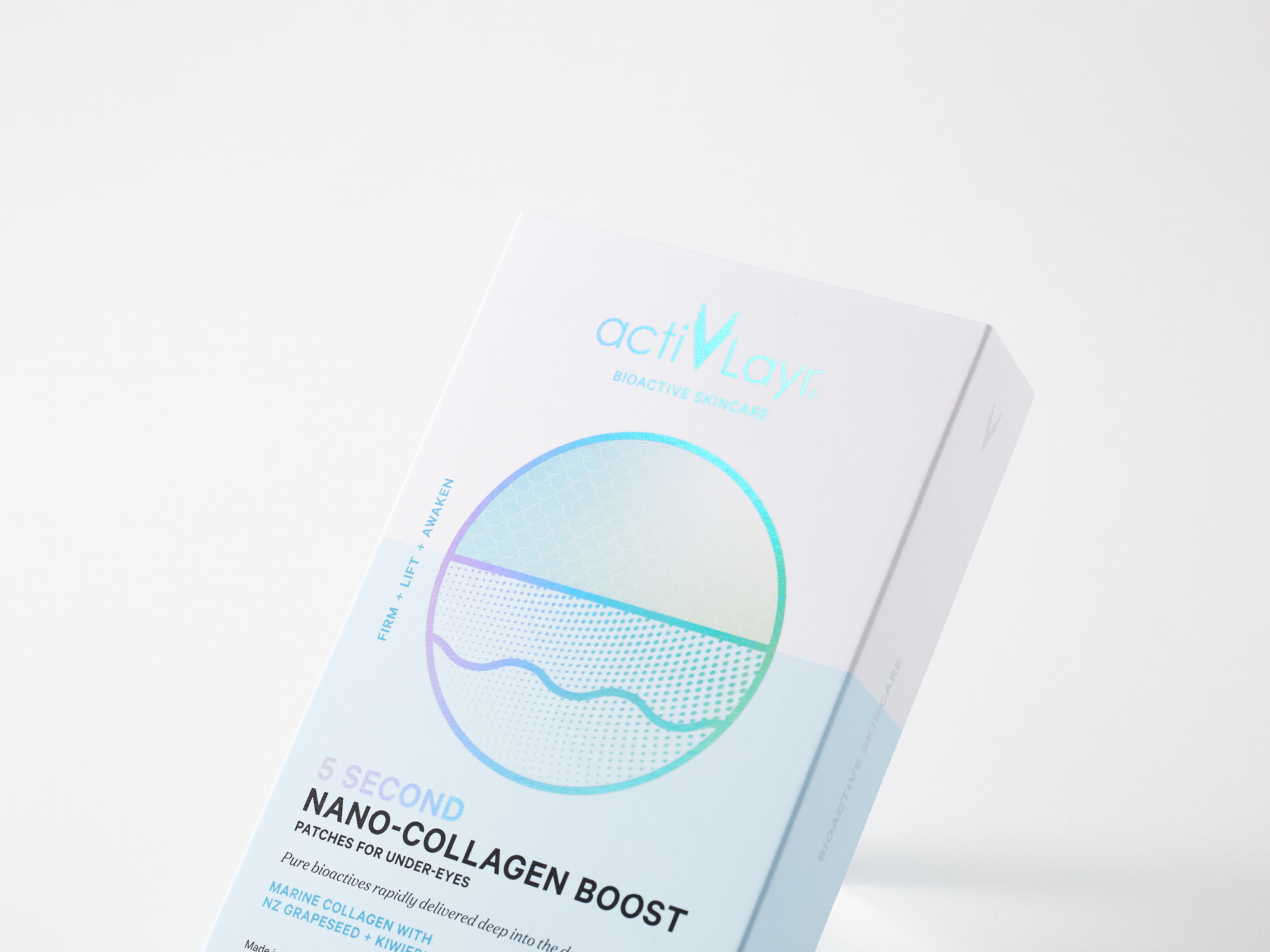 Onfire Design ActivLayr Nano Collagen Boost Packaging Design 3