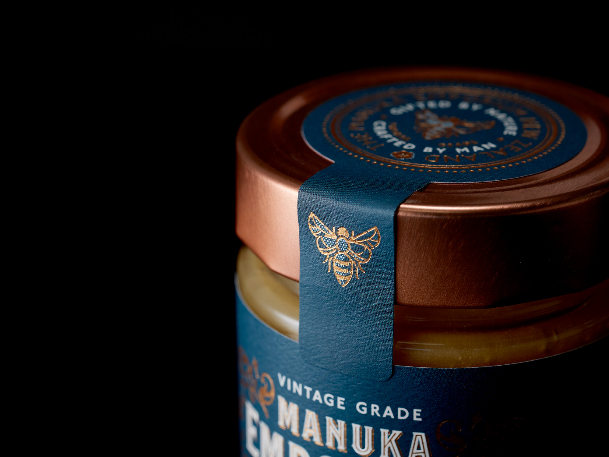 Onfire Design Manuka Emporium Honey Packaging Branding Design 15