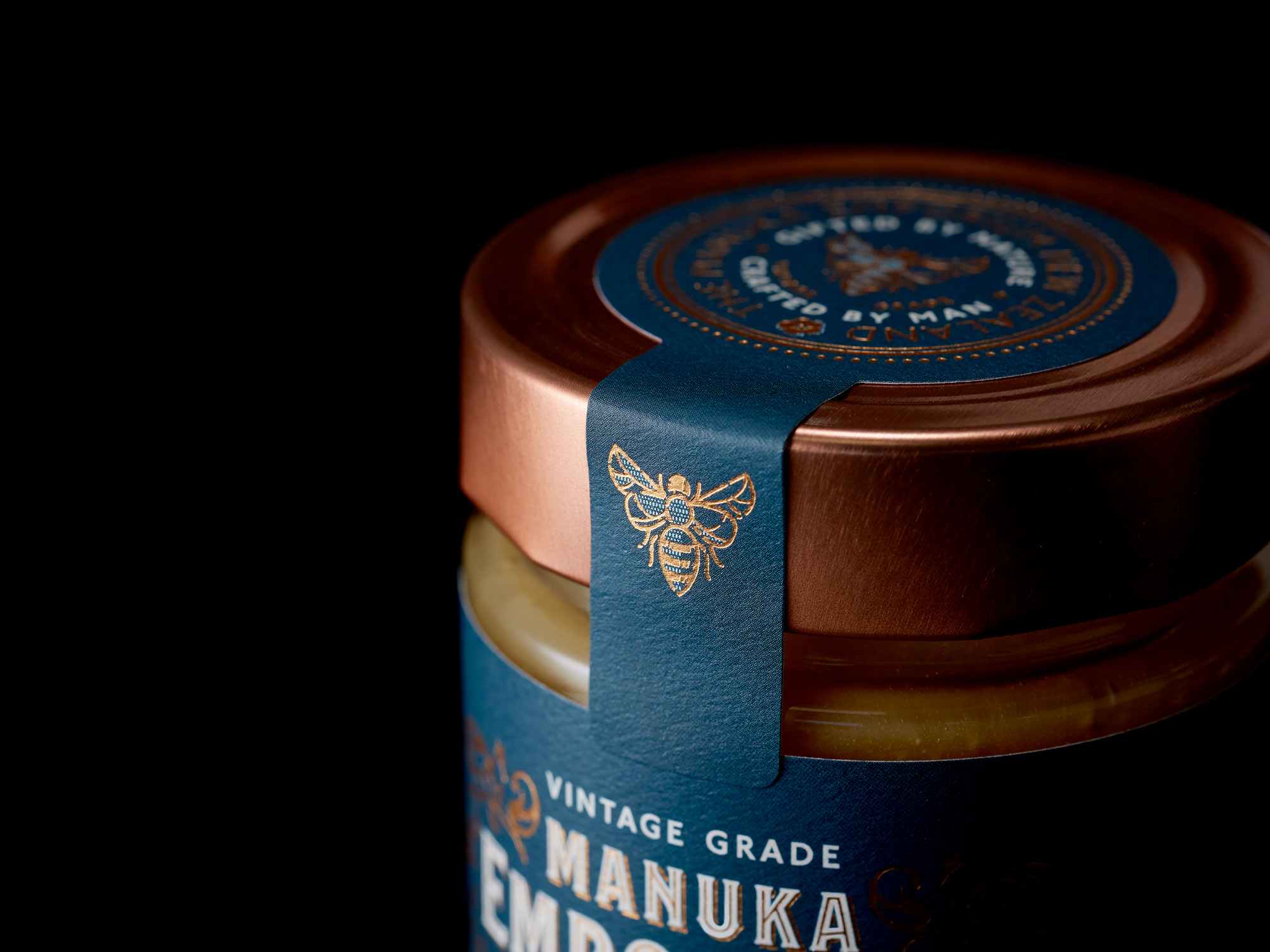 Onfire Design Manuka Emporium Honey Packaging Branding Design 23