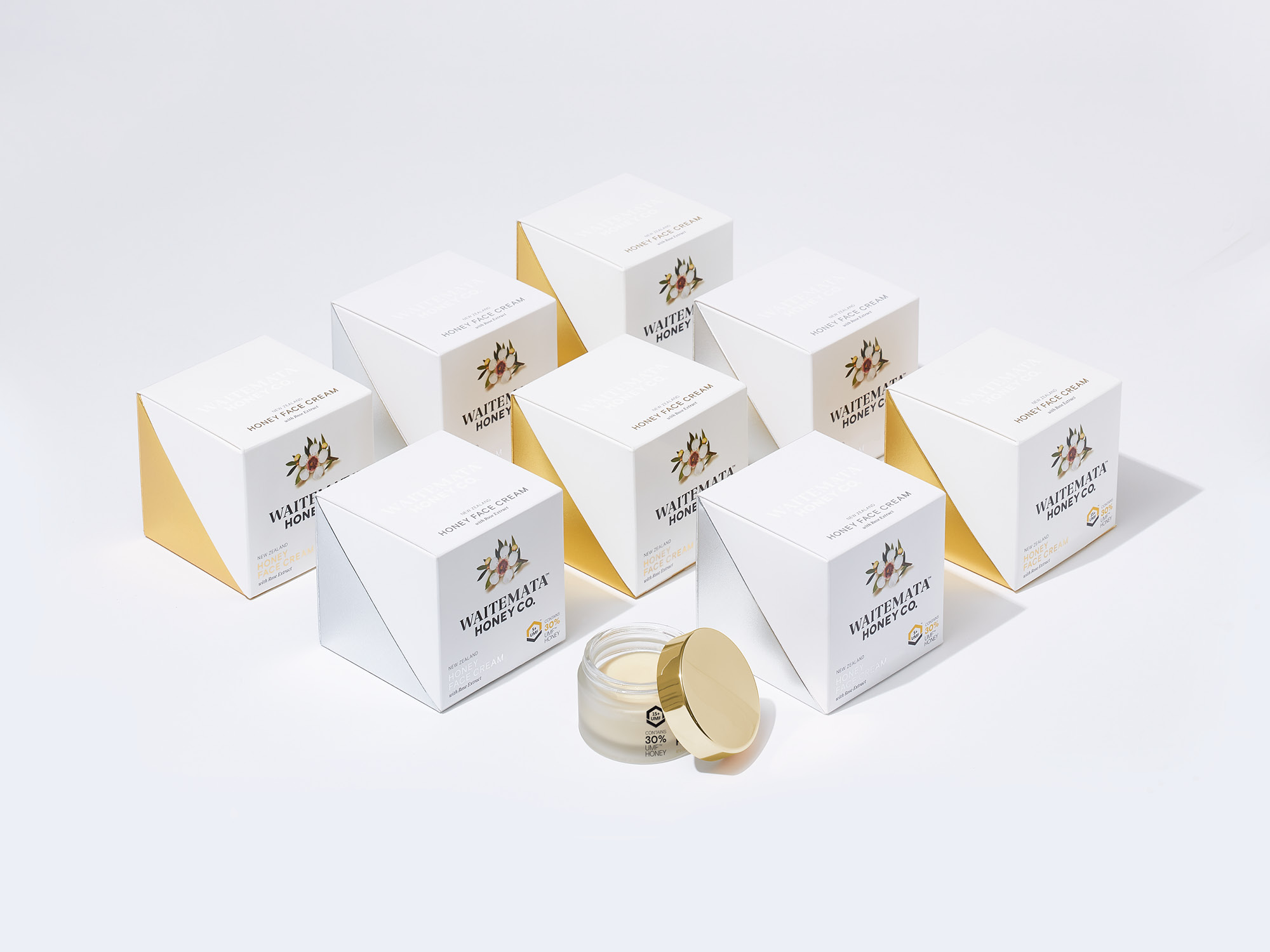 Onfire Design Waitemata Honey Branding Packaging Design Auckland 6