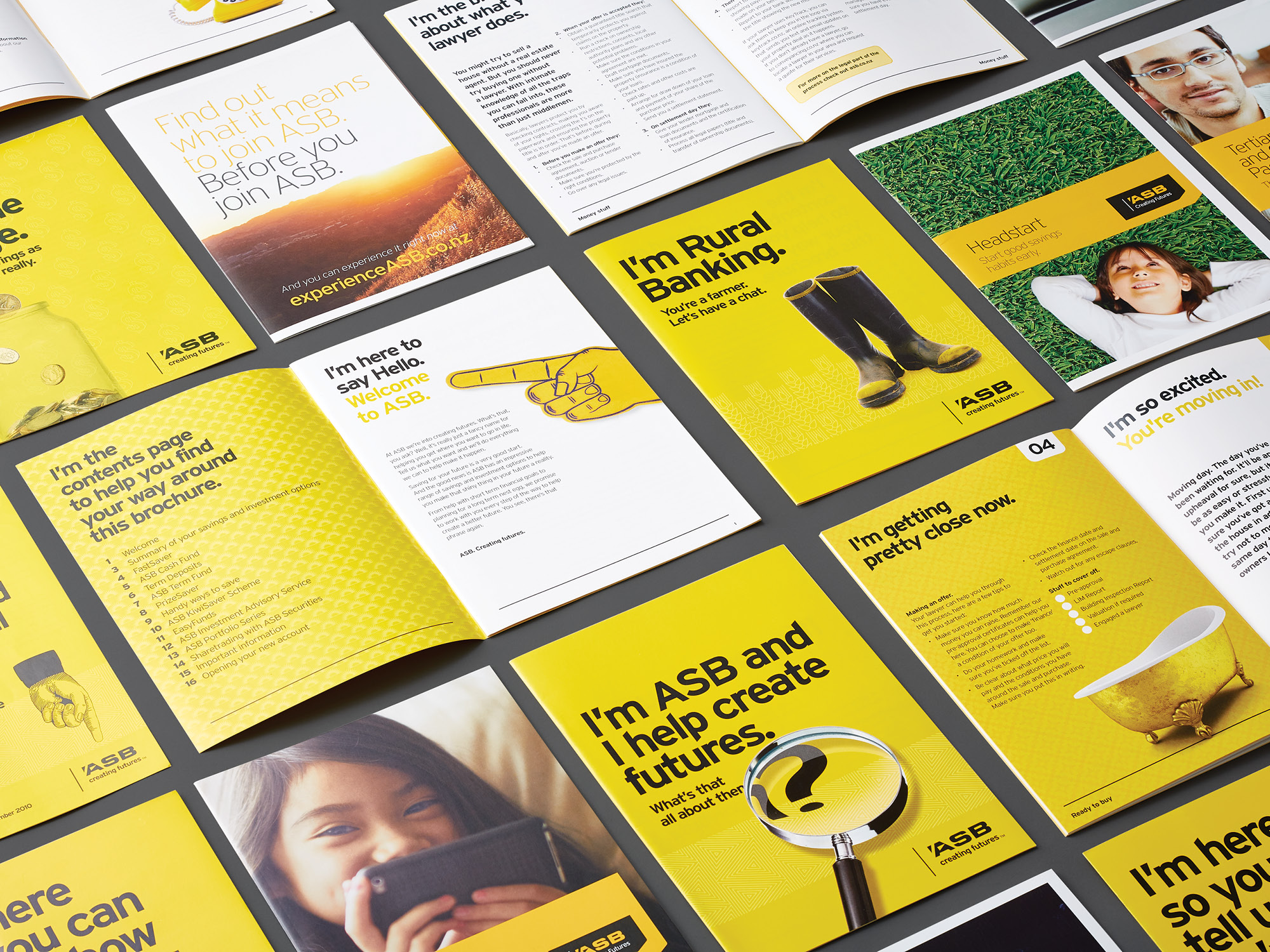onfire design asb bank branding collateral graphic design 5