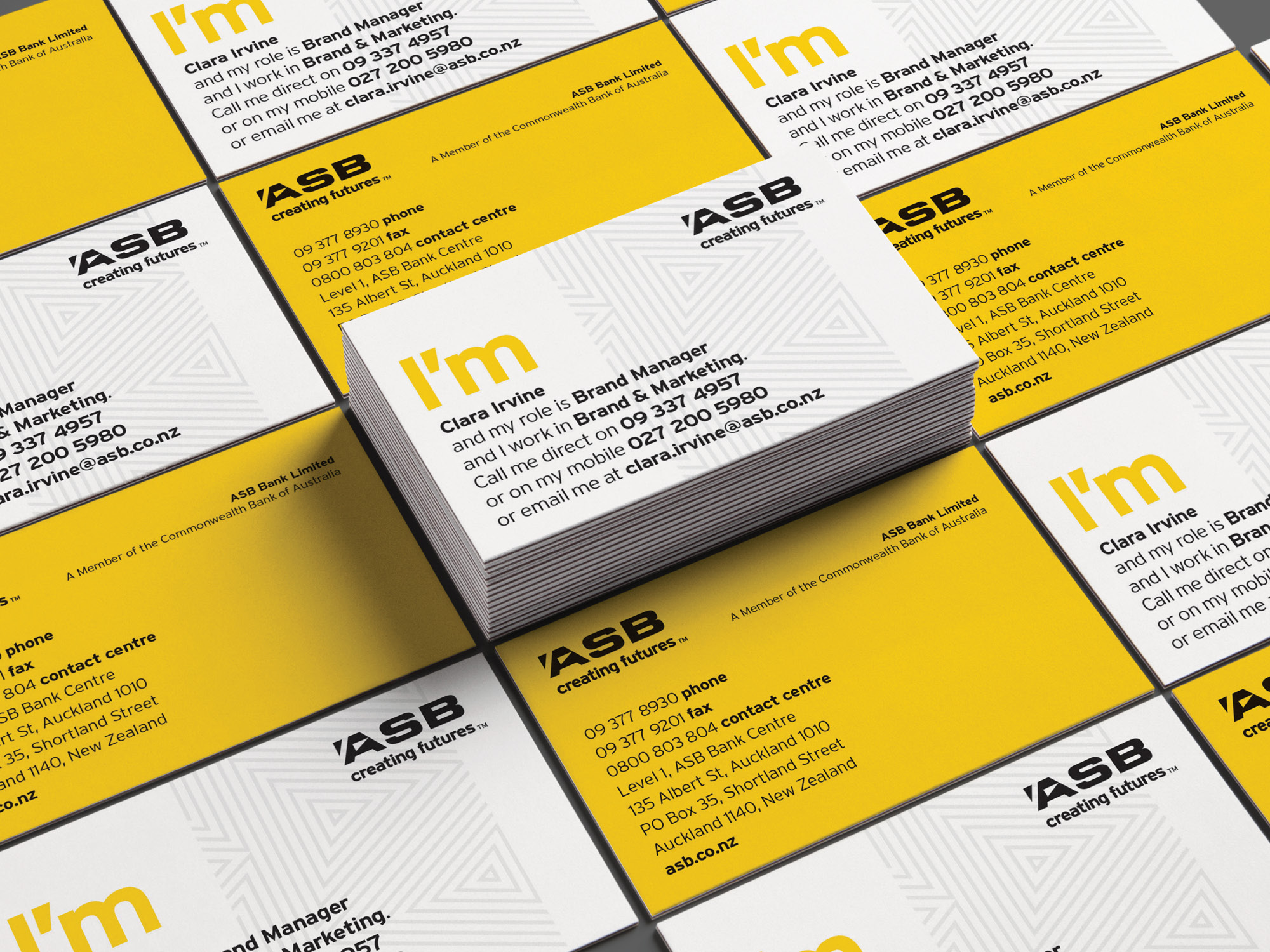 onfire design asb bank branding collateral graphic design 7