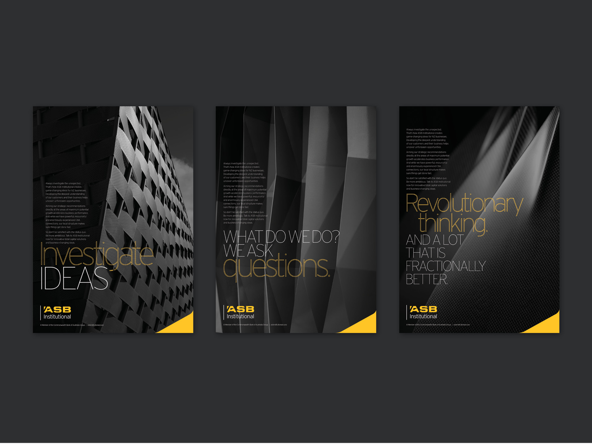 onfire design asb bank institutional branding collateral graphic design 2
