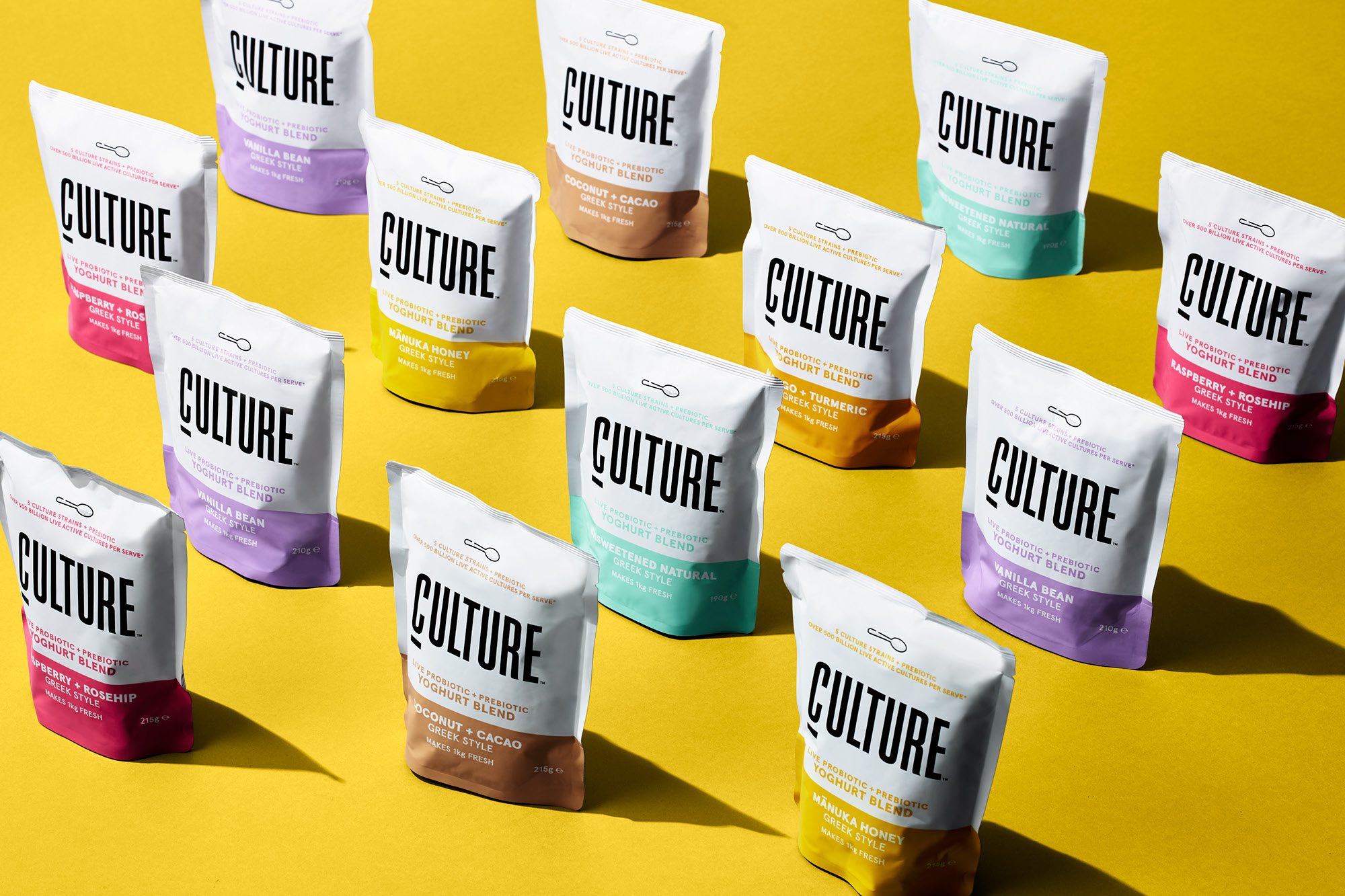 onfire design culture yoghurt packaging design 7