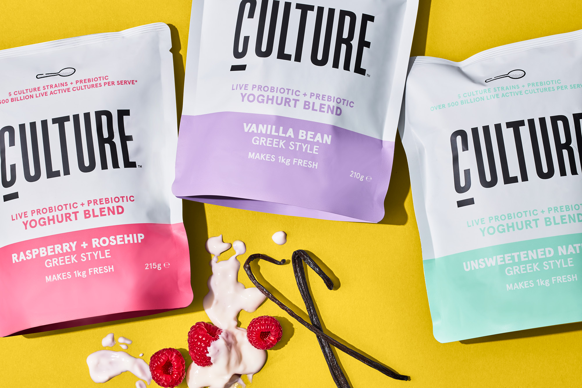 onfire design culture yoghurt packaging design 9