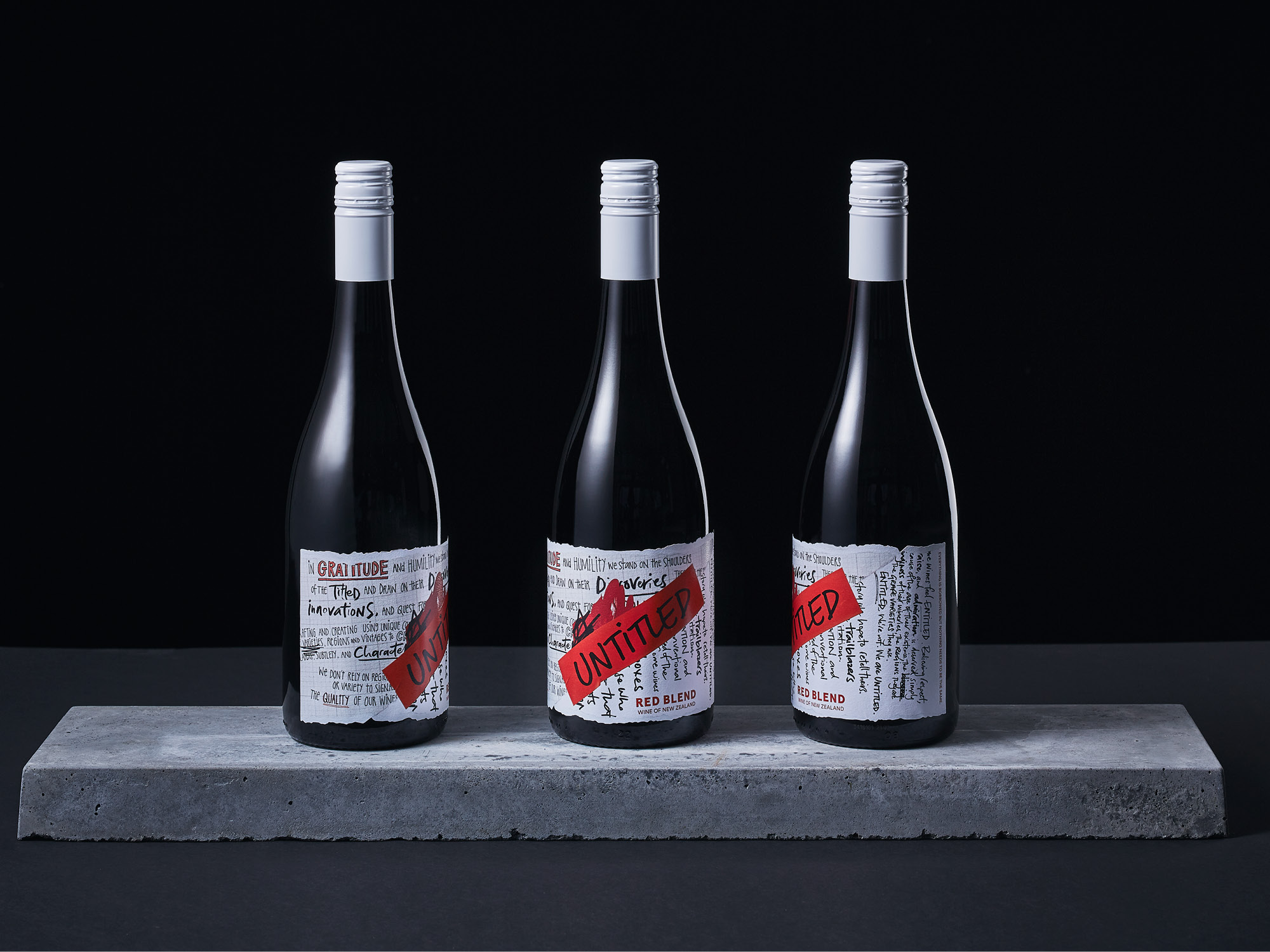 onfire design pleasant valley wines untitled wine packaging design branding 3