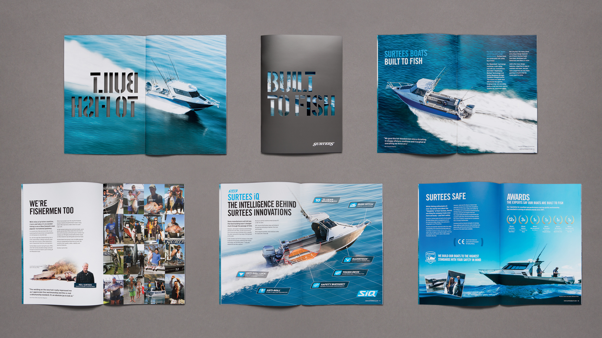 onfire design surtees boats branding design 02