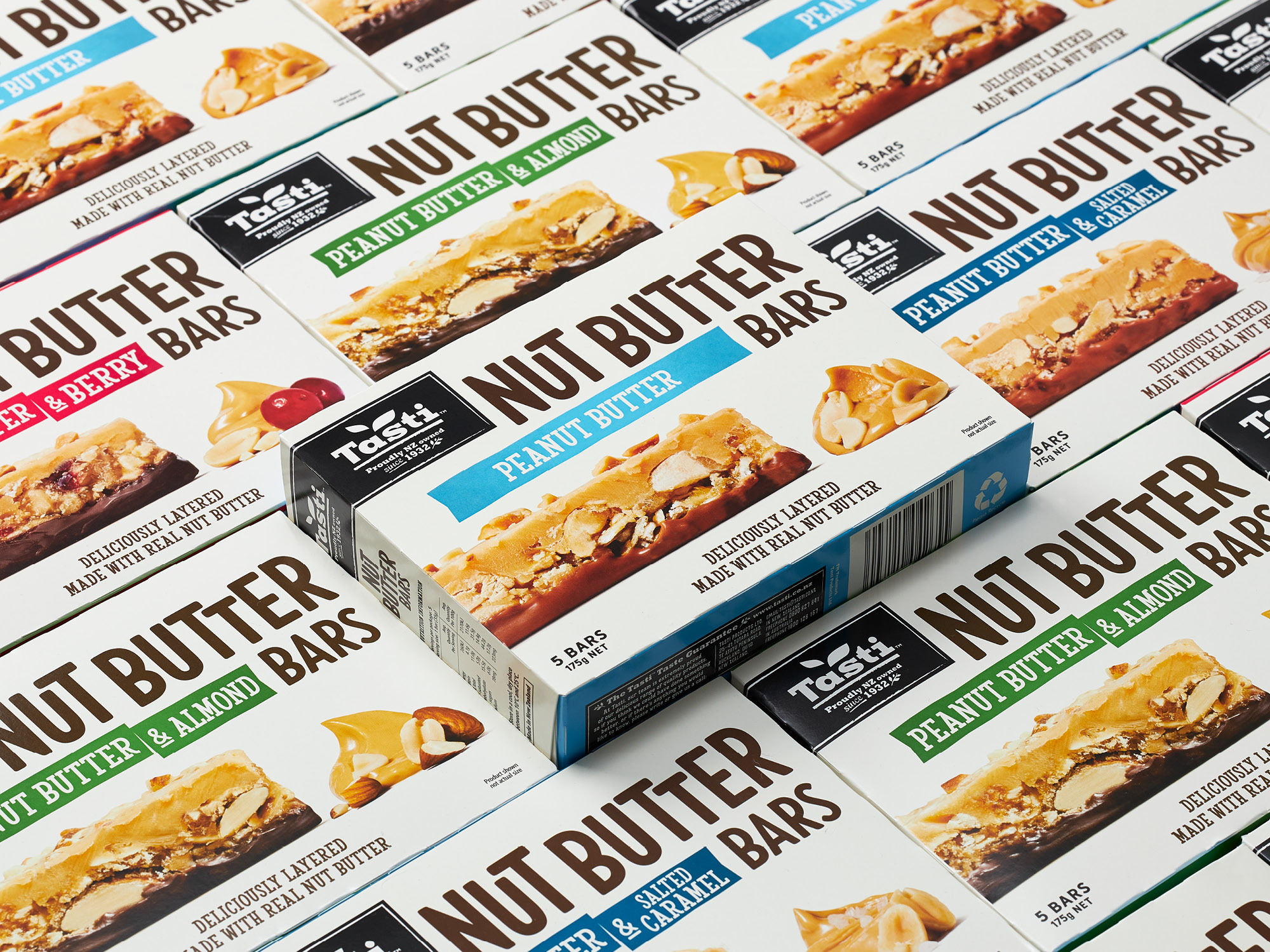 onfire design tast nut butter bar packaging design 11