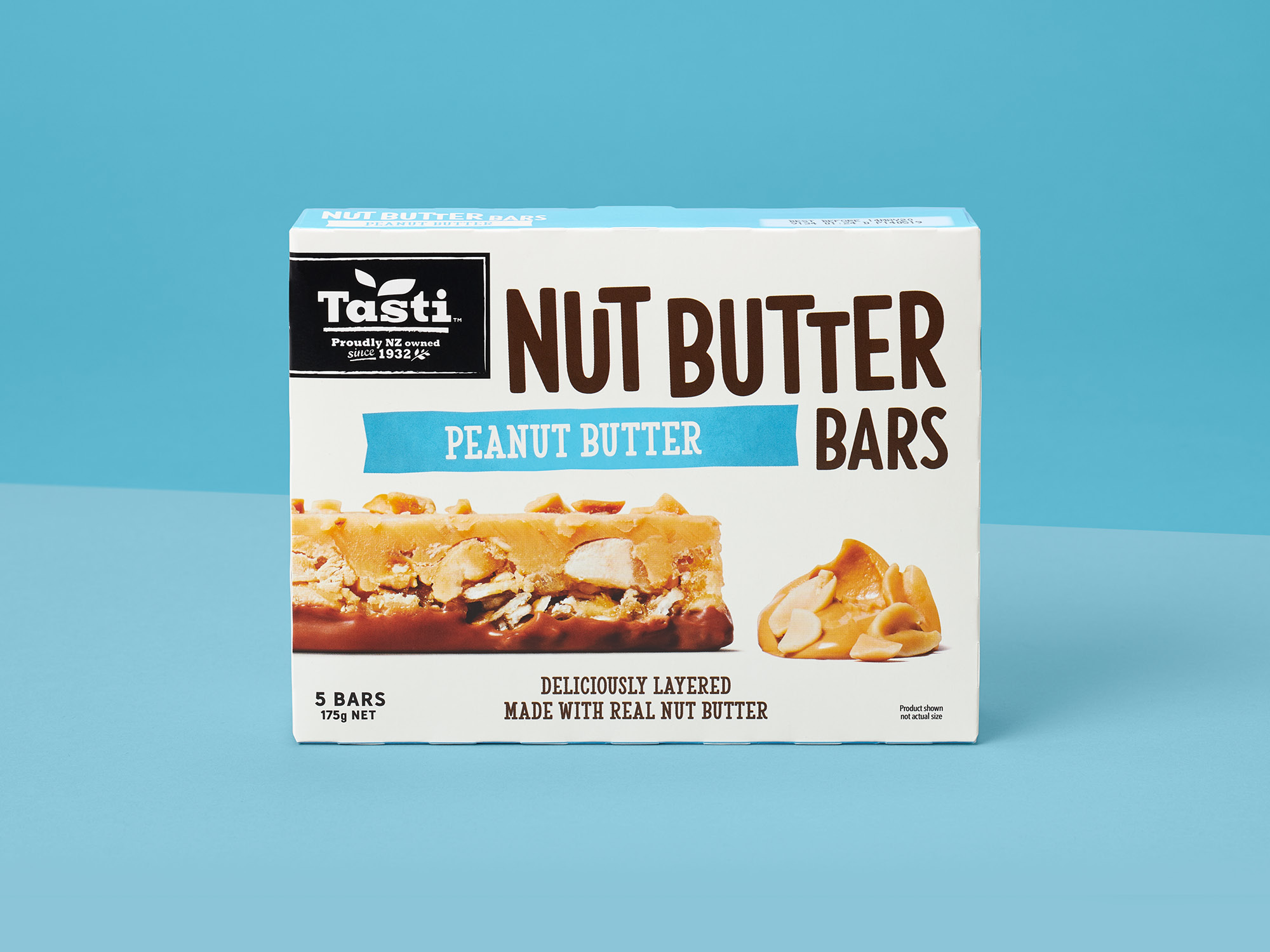 onfire design tast nut butter bar packaging design 4