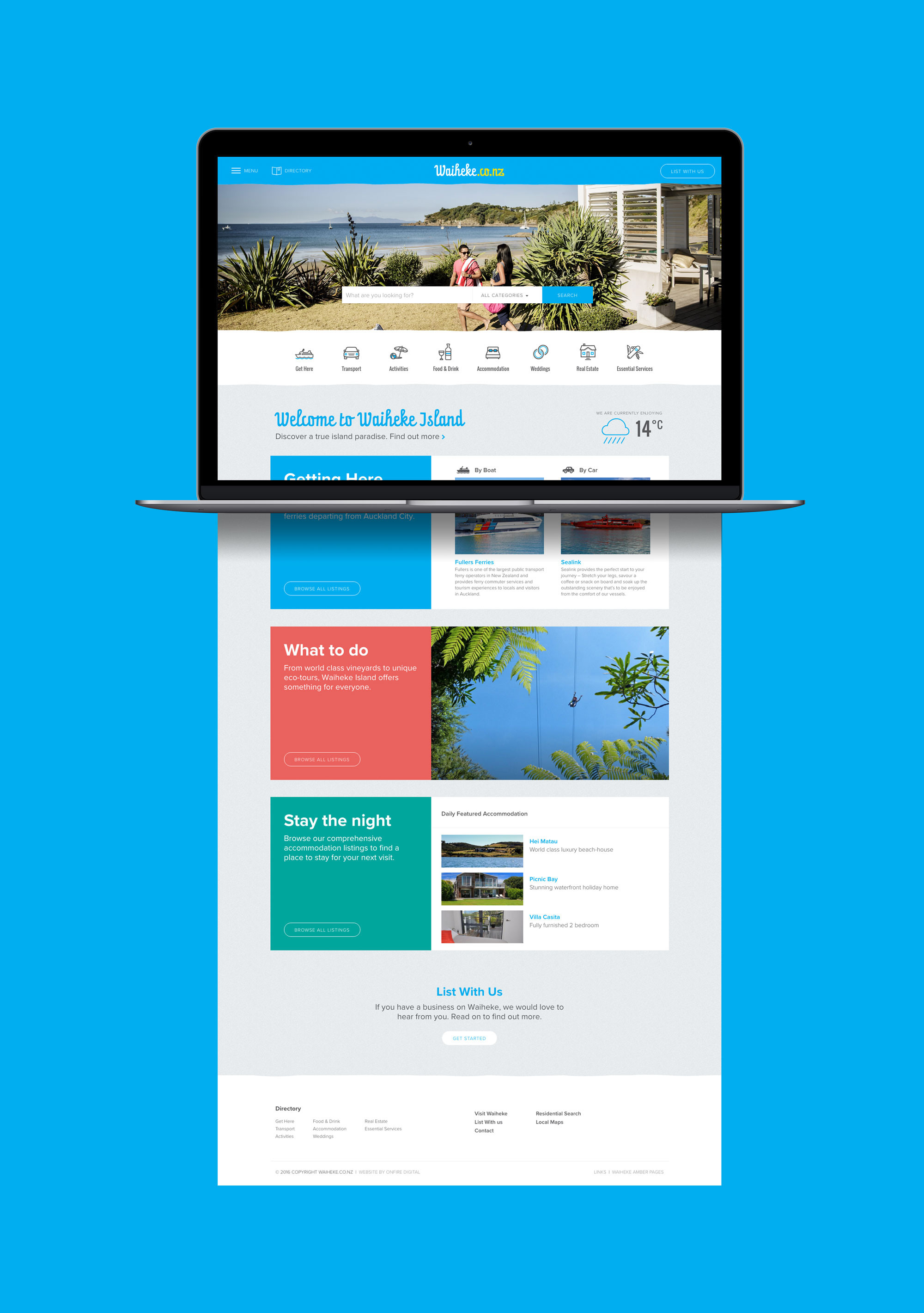 onfire design waiheke website design 02